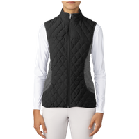 Adidas Ladies Padded Vest - Black