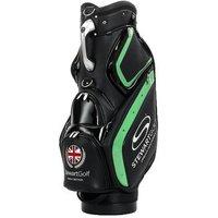 Stewart Golf T5 Tour Bag - Black / Green