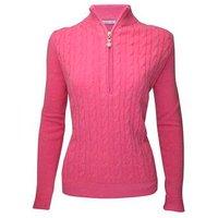 Green Lamb Bella Superwool Sweater - Pink (A5)