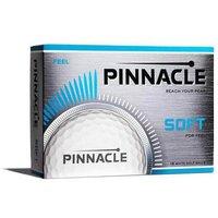 Pinnacle Soft Feel Ball White 1 Dozen