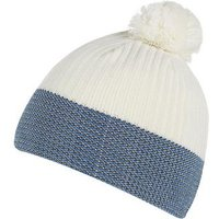 Galvin Green Bobble Hat - White / Imperial Blue / Steel Grey
