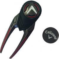 Callaway Golf Tour Authentic Divot Tool + 2 Ball Marker