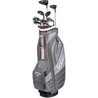 Callaway Ladies Solaire 11 Piece Golf Set 2018 - Cherry Blossom