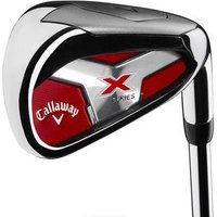 Callaway X Series Irons Ladies 2018 MRH 6 SW