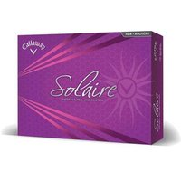 Callaway Hex Solaire Golf Balls White