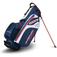 Callaway Hyper Dry Fusion Stand Bag 2018 - Navy/White/Red