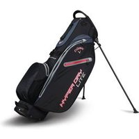 Callaway Hyper Dry Lite Stand Bag 2018 - Black/titanium/red