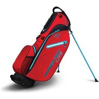 Callaway Hyper Dry Lite Stand Bag 2018 - Red/black/blue