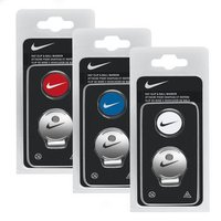 Nike Swoosh Hat Clip/Ball Marker Pack