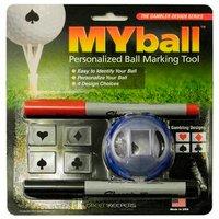 MYball - Gambling Designs Ball Marker
