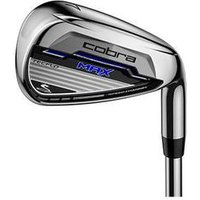 Cobra Max Steel Irons Right MAX Regular 5-PW+SW