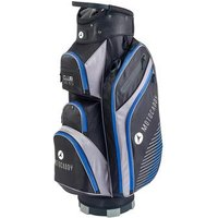 Motocaddy Club Series Trolley Bag - Black/Blue