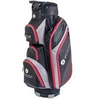 Motocaddy Club Series Trolley Bag - Black/Red