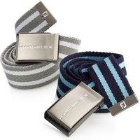 FootJoy HyperFlex Belt - Grey / White