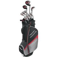 Wilson Hdx Package Set 2018 - Left Hand - Steel