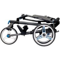 Motocaddy P1 Push Cart - Black / Blue
