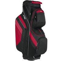 Ping Traverse Cart Bags 2017 - Black / Red