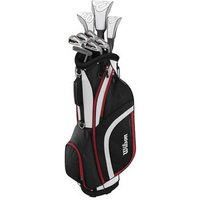 Wilson X-31 2018 Golf Package Set - Ladies Right Hand Inc. Free Towel + Golf Balls