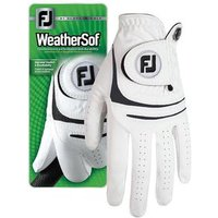 Footjoy Weather Sof Golf Glove Mens Left Hand Small x 1