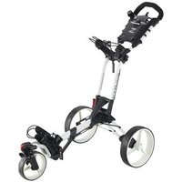 Big Max z360 Golf Push Trolley - White