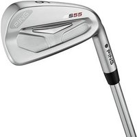 Ping S55 Irons Steel 5-PW (6 Pieces)