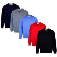 ProQuip Water Repellant Merino V-Neck Sweater