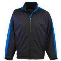 Proquip Aquastorm Pro Waterproof Jacket - Black/Blue