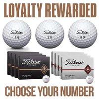 Titleist Pro V1 Golf Balls Dozen