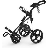 Rovic RV3J Junior Golf Trolley - Charcoal/Black