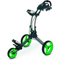 Rovic by Clicgear RV1C Golf Trolley - Black / Green