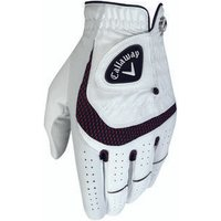 Callaway 2016 SynTech All-Weather Digitized Opti Fit Golf Glove x 1