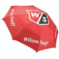 Wilson Staff 68 Inch Pro Golf Umbrella - Red