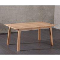 Agata 160cm Oak Dining Table