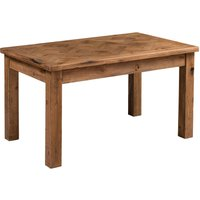 Huari 140cm Solid Oak Dining Table