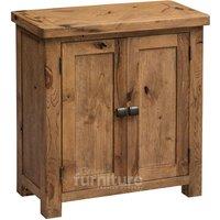 Huari Solid Oak Occasional Cupboard
