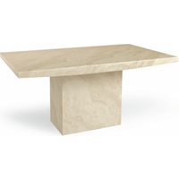 Cenadi 180cm Marble Effect Dining Table