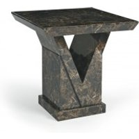 Maretto Marble Lamp Table
