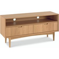 Oslo Oak Entertainment Unit