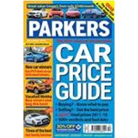 Parkers Car Price Guide 1 Year (12 issues) by Credit/Debit Card to UK