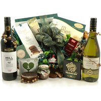 Luxury Christmas Wine Hamper - Christmas Hampers