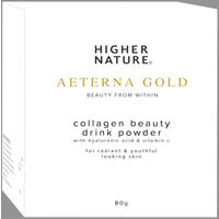 Aeterna Gold Collagen Beauty Drink Powder (formerly known as Collagen Drink)