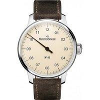 Meistersinger horloge