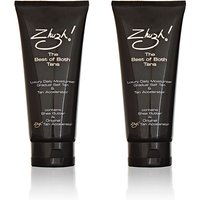 Zhuzh! Twinpack The Best of Both Tans 200ml (Gradual Self Tan and Tan Accelerator Combined) 149807