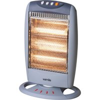 Warmlite 1200W Halogen Heater 286435