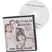 Debbi Moore Victorian Wedding Papercrafting CD ROM