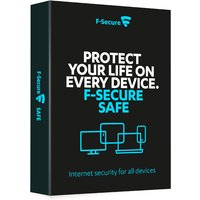 F-Secure Safe Internet Security for 3 devices - Retail 329664