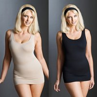 Bella Bodies Twin Pack Shaping Camyz 340541
