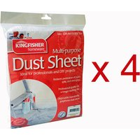 4 x Dust Sheets 340937