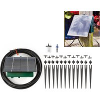 Irrigatia Large Solar Powered Watering System 341939