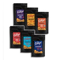 Cafe Cereza Ground Coffee From Around the World 6 x 100g 349999